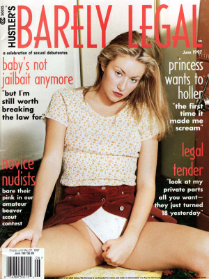 Barely Legal - June 1997