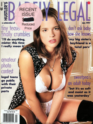 Barely Legal - July 1997
