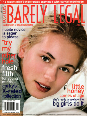 Barely Legal - July 1999
