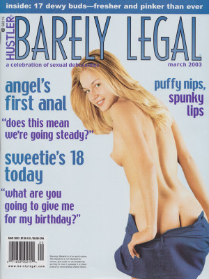 Barely Legal - March 2003