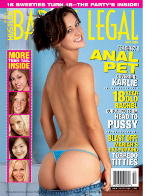 Barely Legal - May 2005