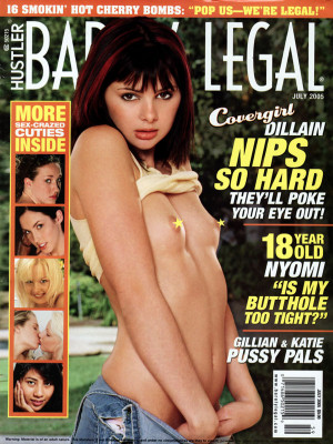 Barely Legal - July 2005