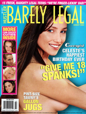 Barely Legal - August 2005