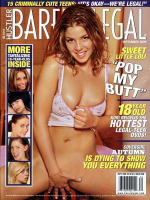Barely Legal - September 2005