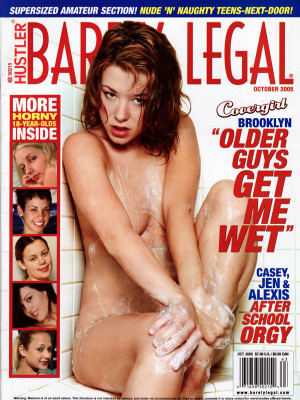 Barely Legal - October 2005
