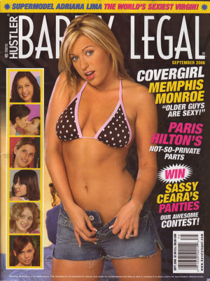 Barely Legal - September 2006
