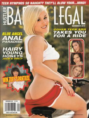 Barely Legal - November 2010
