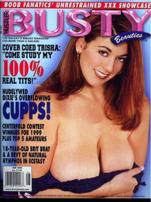 Hustler's Busty Beauties - June 2000