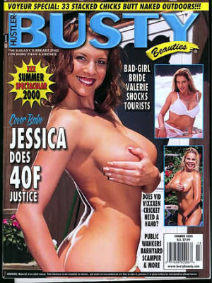 Hustler's Busty Beauties - Summer 2000
