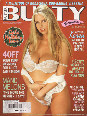 Hustler's Busty Beauties - January 2003
