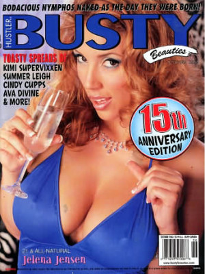 Hustler's Busty Beauties - October 2003