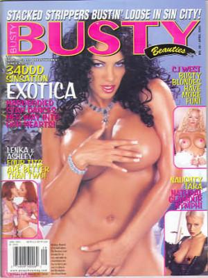 Hustler's Busty Beauties - April 2005