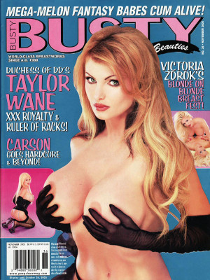 Hustler's Busty Beauties - November 2005