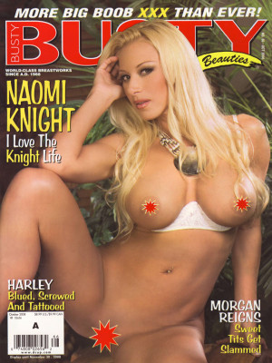 Hustler's Busty Beauties - October 2008