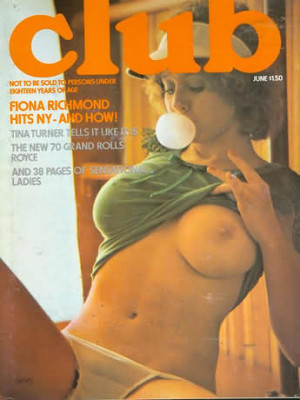 Club Magazine - June 1975
