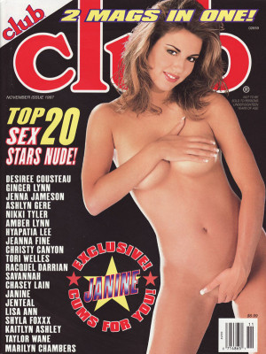 Club Magazine - November 1997