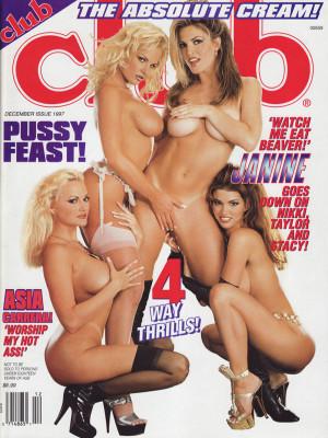 Club Magazine - December 1997
