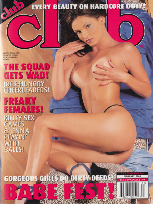Club Magazine - February 2001