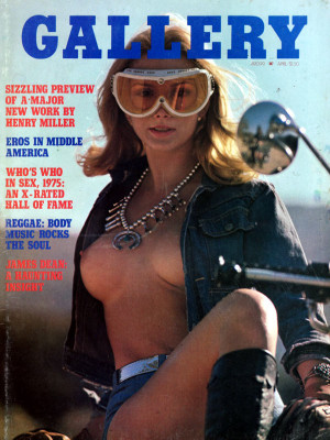 Gallery Magazine - April 1975