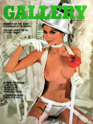 Gallery Magazine - May 1975
