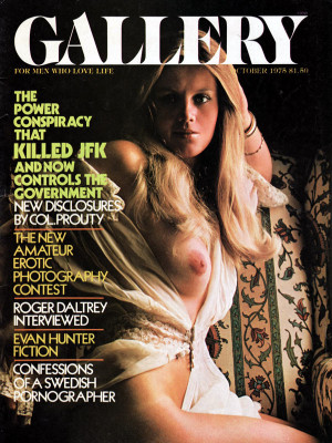 Gallery Magazine - October 1975