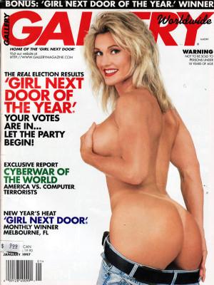 Gallery Magazine - January 1997