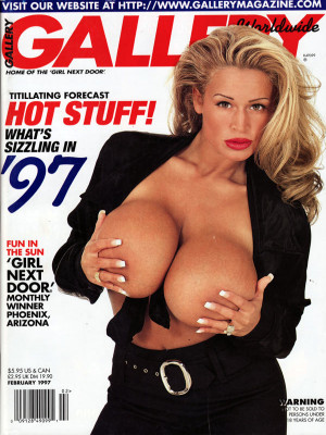Gallery Magazine - February 1997