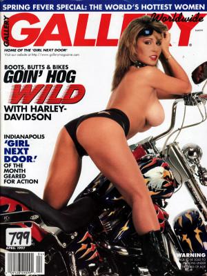 Gallery Magazine - April 1997