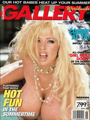 Gallery Magazine - June 1997