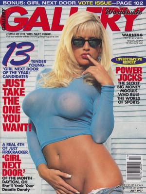 Gallery Magazine - July 1997
