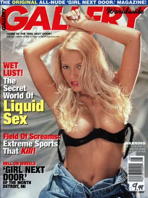 Gallery Magazine - August 1997