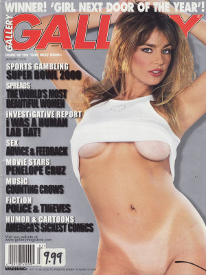 Gallery Magazine - January 2000