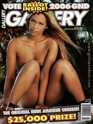 Gallery Magazine - August 2005