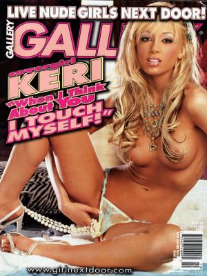 Gallery Magazine - October 2005