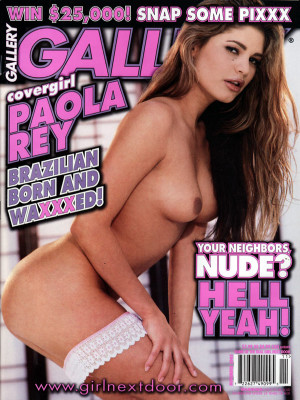 Gallery Magazine - November 2005