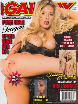 Gallery Magazine - # 163 - July 2010