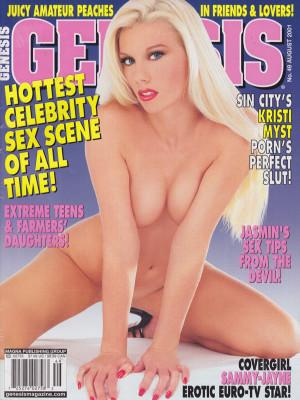 Genesis - August 2001