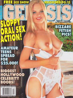 Genesis - December 2001