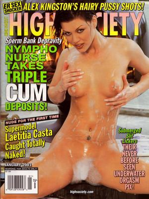 High Society - January 2001