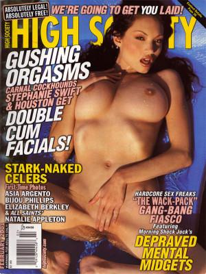 High Society - February 2001