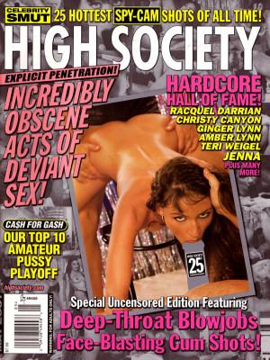 High Society - May 2001
