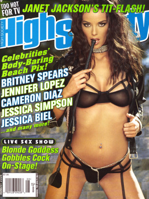 High Society - August 2004