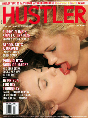 Hustler - July 1997