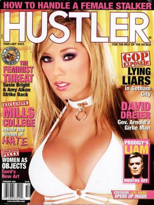 Hustler - February 2005