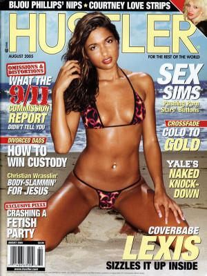 Hustler - August 2005