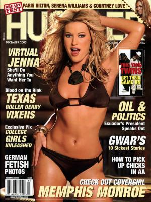 Hustler - December 2005