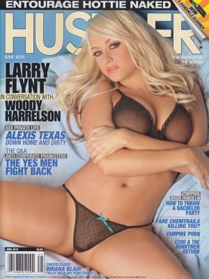 Hustler - June 2010