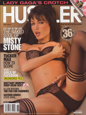 Hustler - July 2010