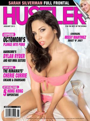Hustler - January 2013