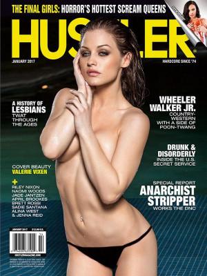 Hustler - January 2017